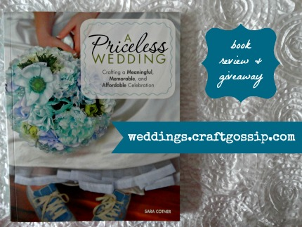 A Priceless Wedding Book Review & Giveaway