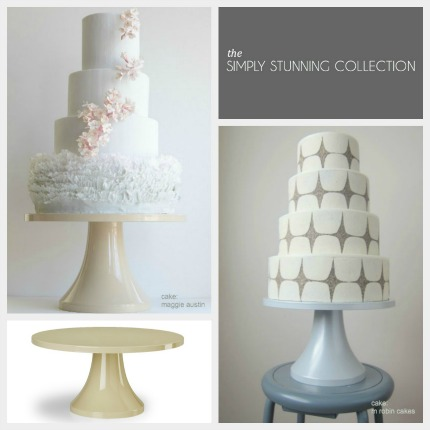 Simply Stunning Cake Stands