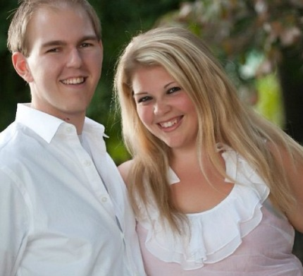 Chris and Elizabeth Engagement Photo