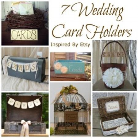 WeddingCardHolders