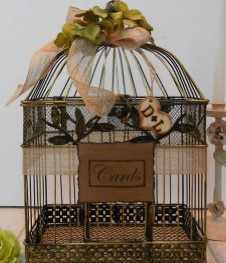 birdcagecardholder