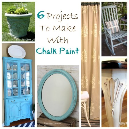 ChalkPaintProjects