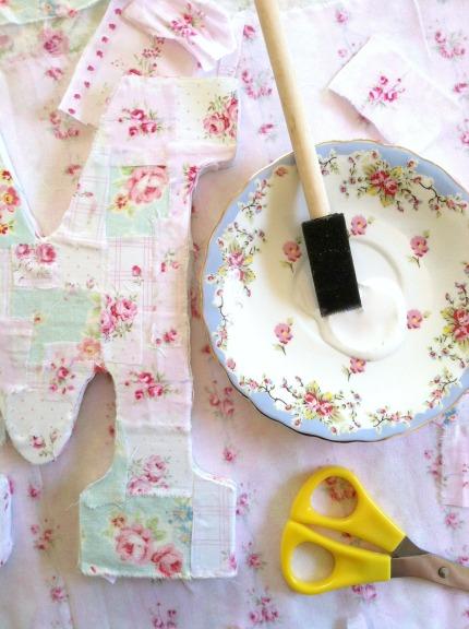 Love Letter Tutorial by Elyse Major via weddings.craftgossip.com