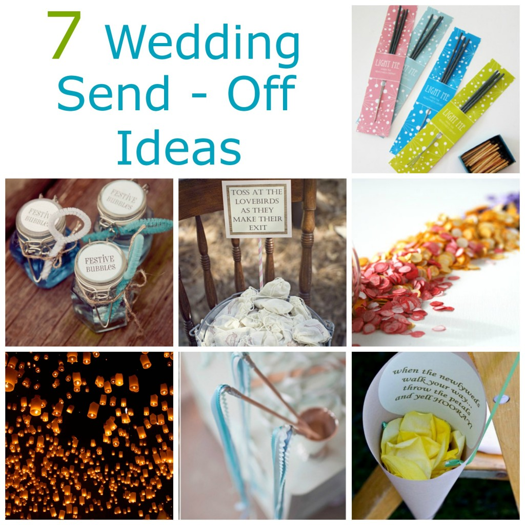 Craft Wedding Gifts: 7 Wedding Send-Off Ideas