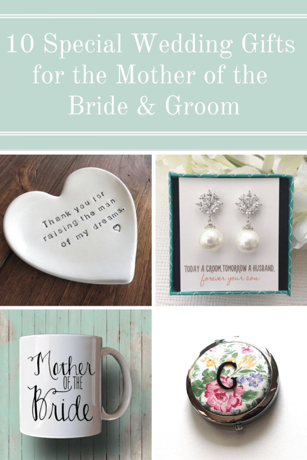 Gift For Mom On Wedding Day: Special Gift Ideas For The Mother Of The Bride Or Groom