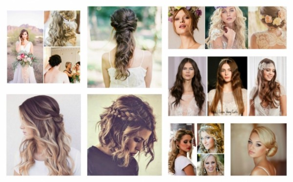 Bridal Hairstyles 2016: 2016 Wedding Hairstyle Trends