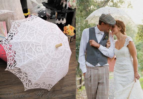 Handmade Etsy Umbrella