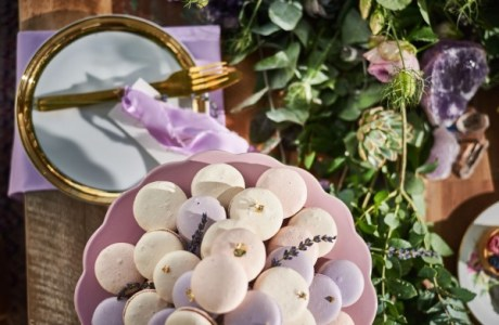 Wedding Inspiration – Lavender Fields