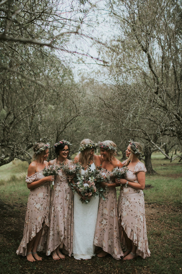 Stunning Boho Wedding Inspiration