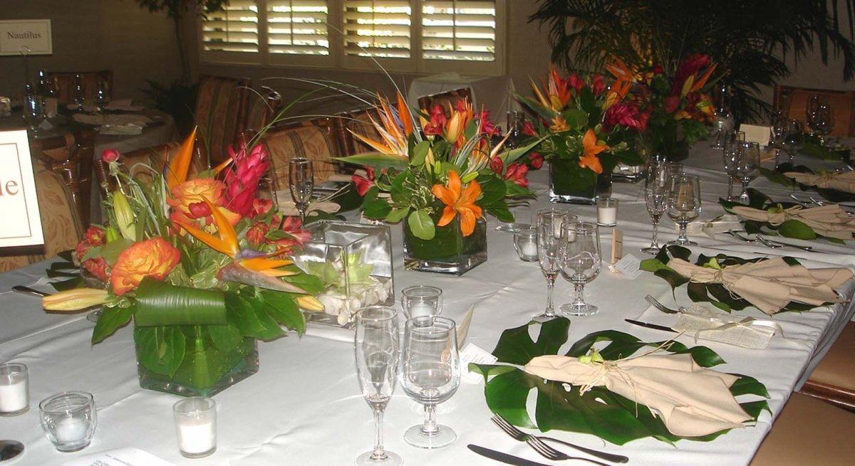 elegant hawaiian party ideas - photo #16