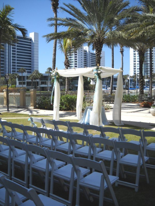 Downtown Sarasota Wedding