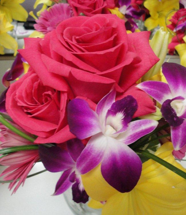 Wedding Flowers at Bird Key Yacht Club