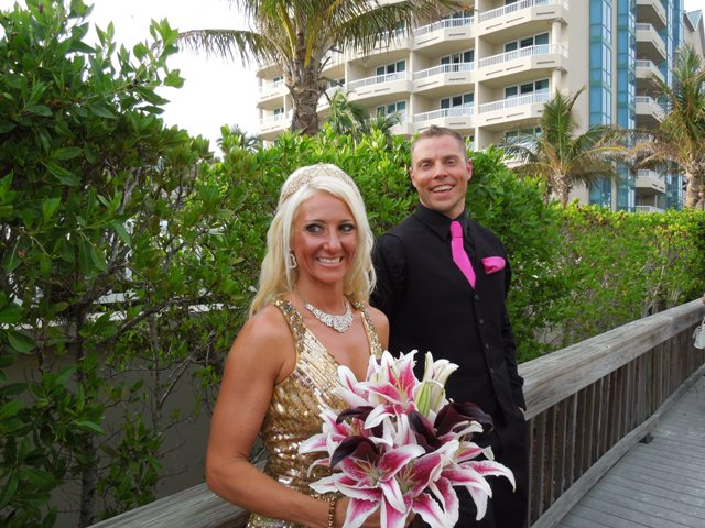 Lido Beach Resort Wedding