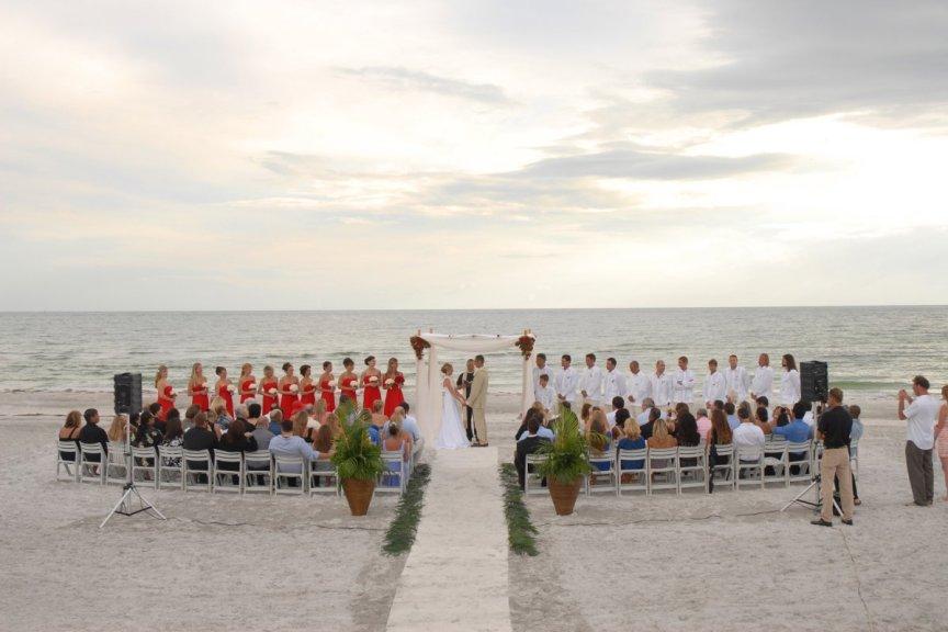 Longboat Key Wedding