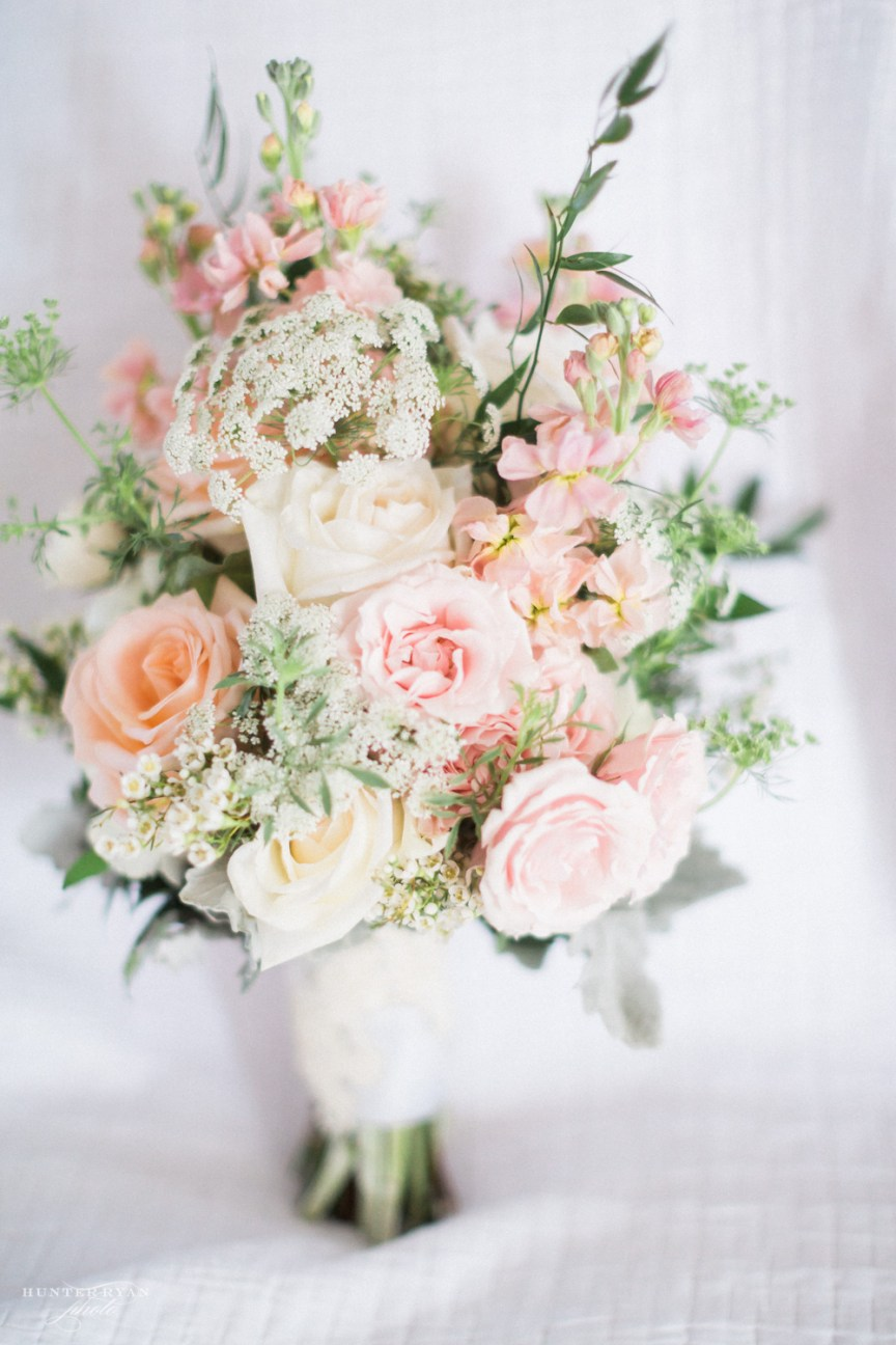 Garden Look Bridal Bouquet