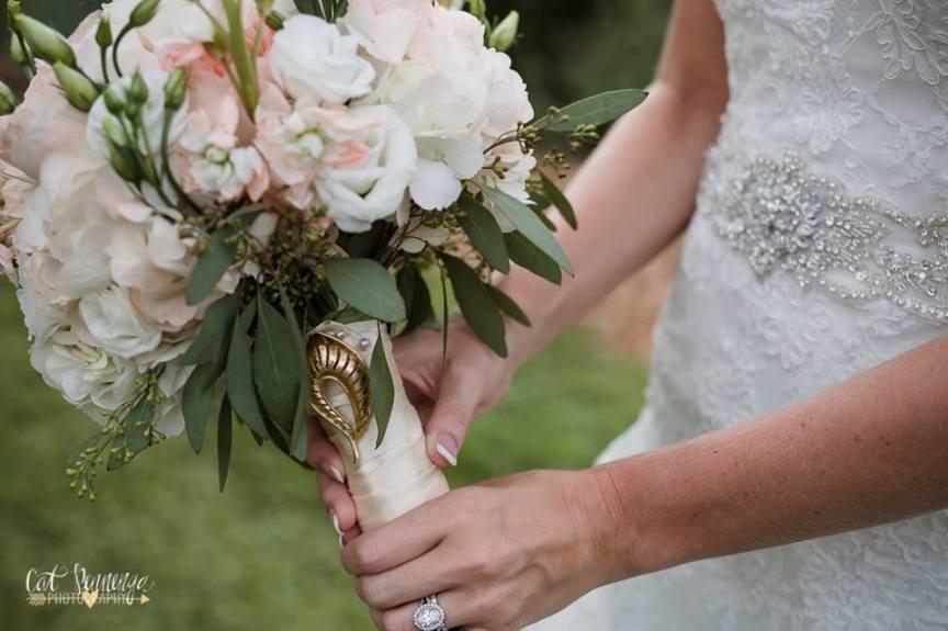 Garden Look Bridal Bouquet
