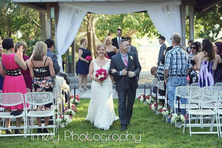 Beautiful Selby Garden Wedding at the Pavilion