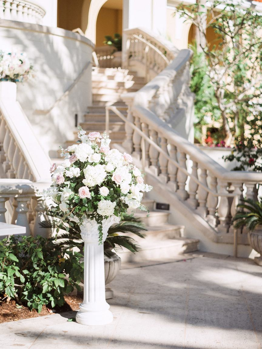 Entry to Bayview Terrace Wedding Venue