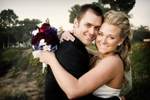 San Clemente Wedding Portrait