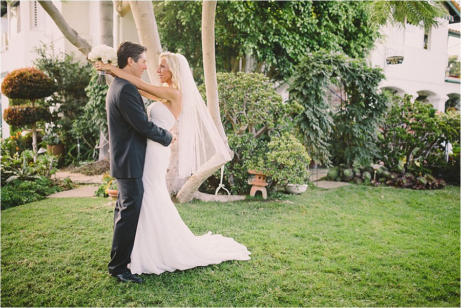 San Clemente Wedgewood Wedding
