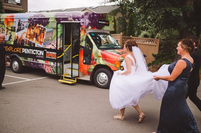 Shuttle for Winery Photos - Coconut Express - Naramata - Penticton - Kelowna
