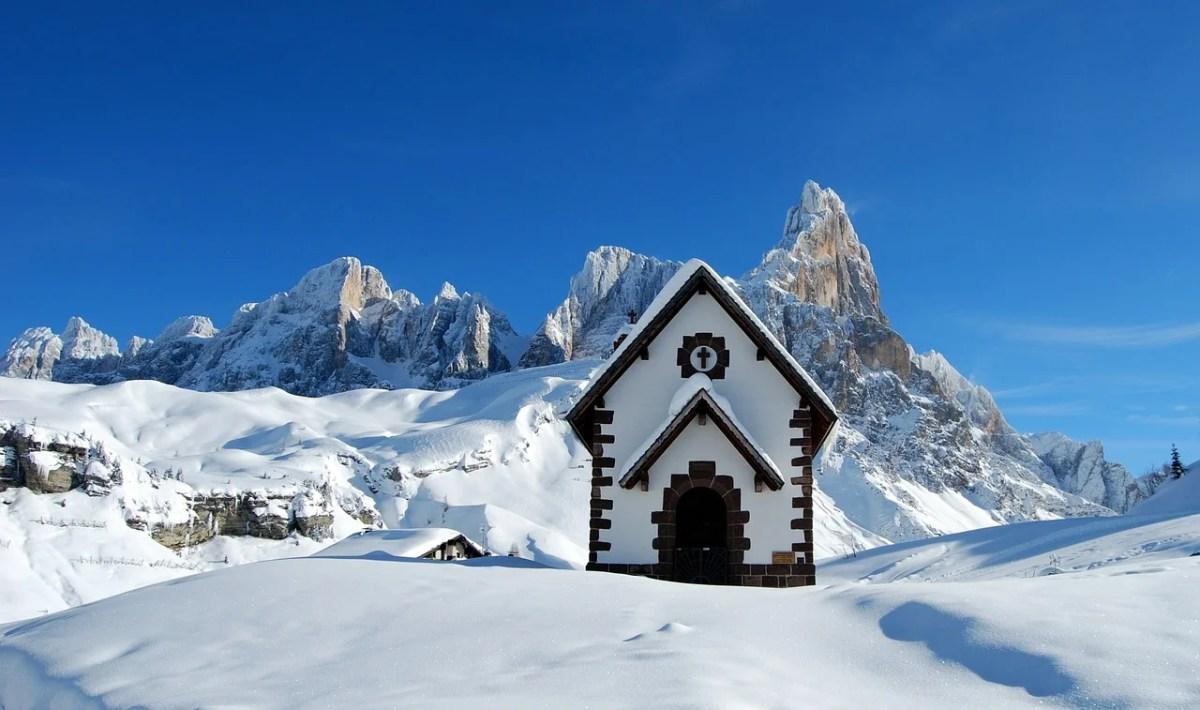 Italian Mountain Weddings - Winter Weddings