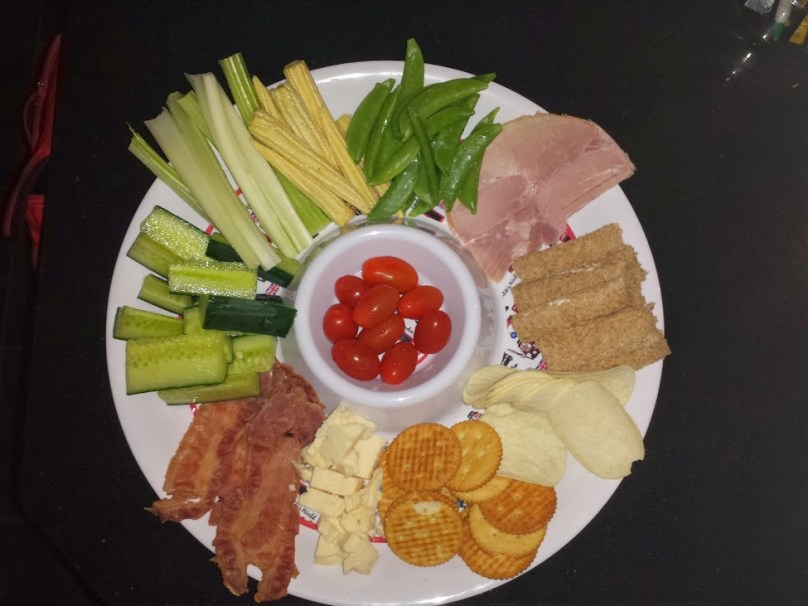 Snack Platter for working mums WeddingsAbroad.com