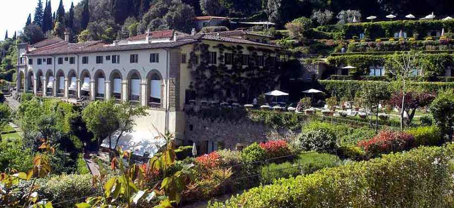 Villa San Michele Florence Firenze WeddingsAbroad.com