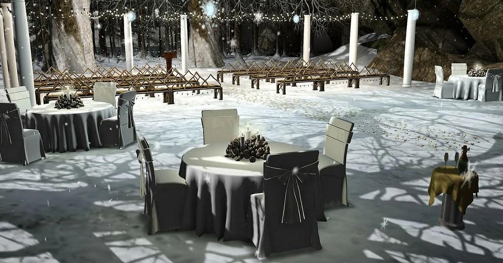 Winter Wedding Styling - WeddingsAbroad.com