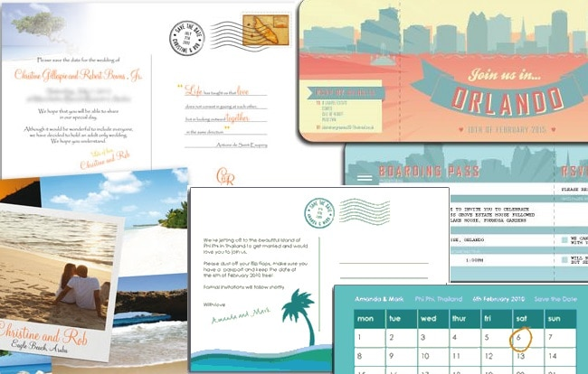Sending Wedding Abroad Invitations Find Out When To Send And Ask For Rsvp S