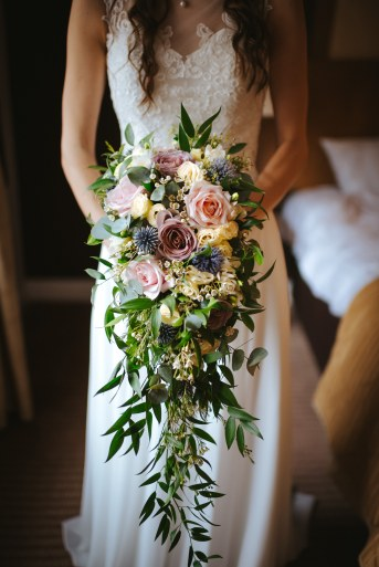 Wedding Bouquet and Personal Flowers