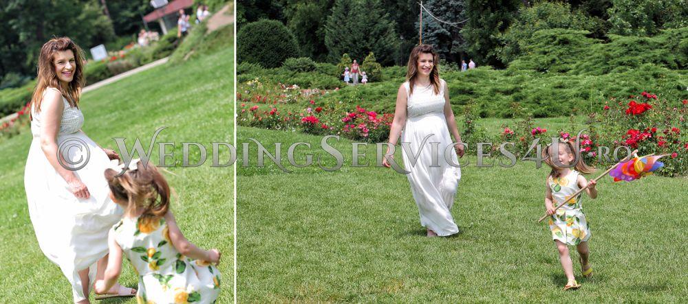 03 sedinta foto video in parc pentru copii si bebelusi filmari si fotografii femei gravide viitoare mamici