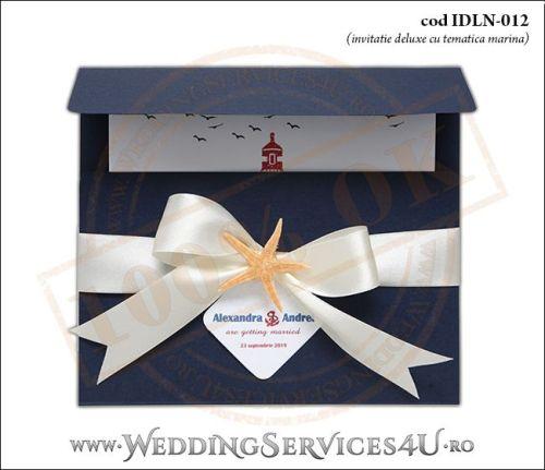 Invitatie_Deluxe_Nunta_IDLN-012-01-Tematica.Marina.cu.stea.de.mare.si.fundita