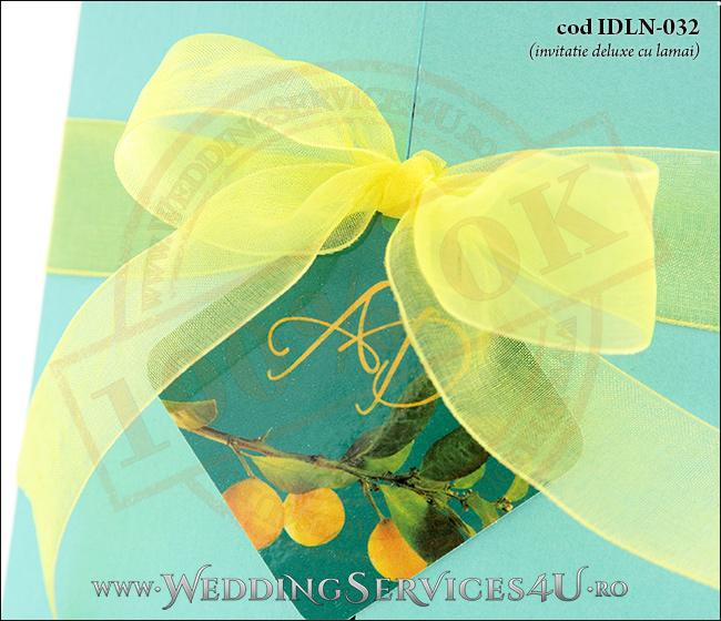 Invitatie_Deluxe_Nunta_Botez_IDLN-032-05_cu_grafica_cu_crenguta_de_lamai