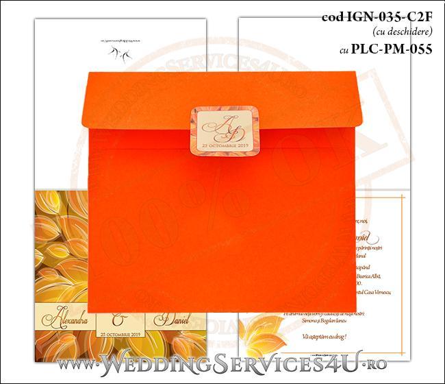 Invitatie_Nunta_IGN-035-C2F cu PLC-PM-055