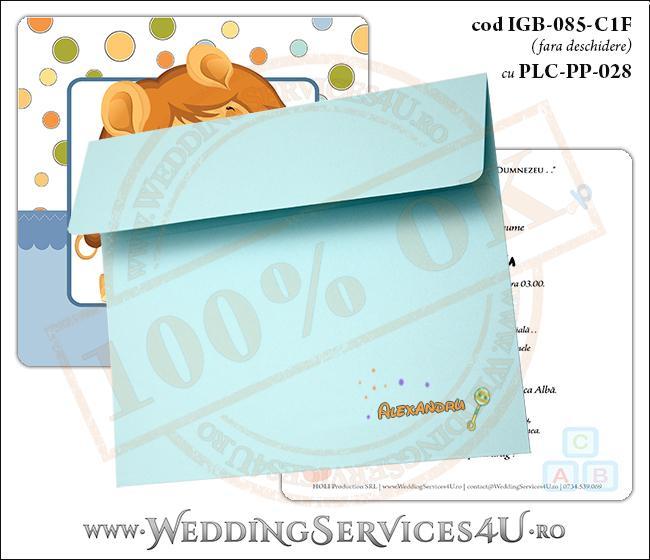 IGB-085-C1F.cu.PLC-PP-028_Invitatie_Botez_cu_zodia_leu