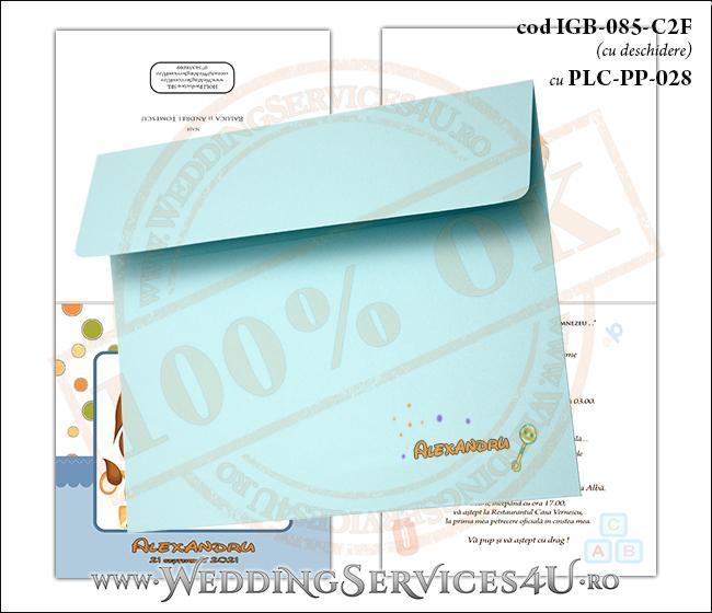 IGB-085-C2F.cu.PLC-PP-028_Invitatie_Botez_cu_lei_si_leuti