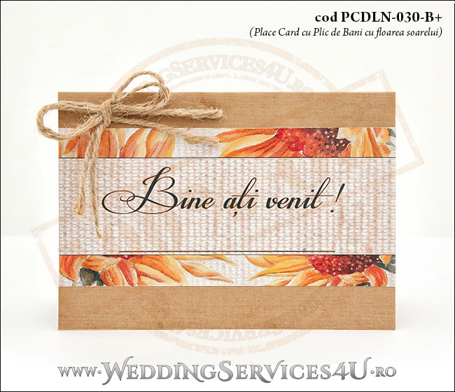 PCDLN-030-B+plic_de_bani_rustic_cu_flori_de_floarea_soarelui_nunta_botez