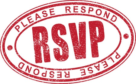 RSVP | What to do when gutsts don't RSVP