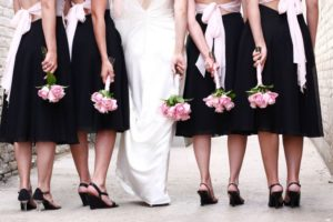 How Not to Treat Your Bridesmaids - Bride & Bridesmaids