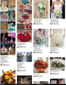 weddings from the heart interest board