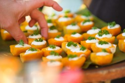 wedding hors d'oeuvres