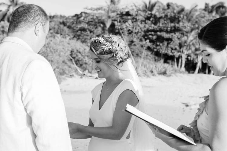 tropical elopement costa rica