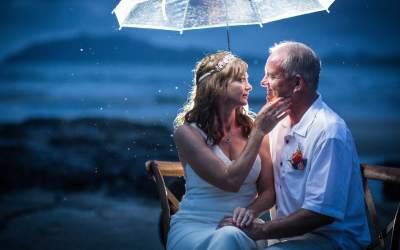 Kristie + Steve | Modern Tropical Destination Wedding