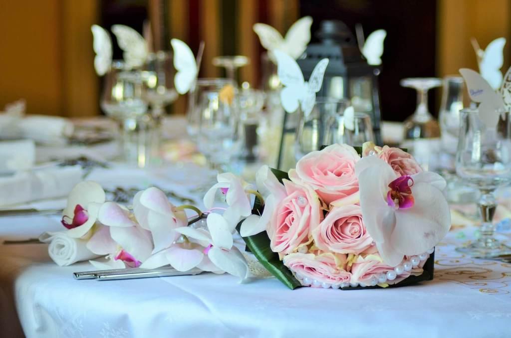 Flower Bouquet at Lakeville Weddings