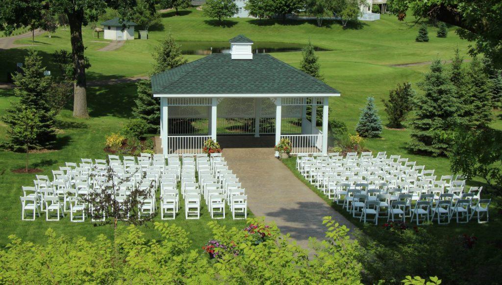 Crystal Lake Golf Weddings, Lakeville MN