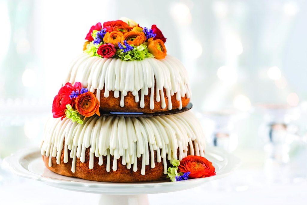 Wedding cake Nothing Bundt