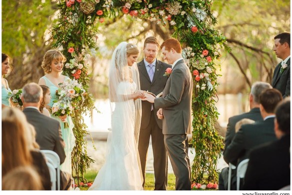 fig and flower co wedding arch