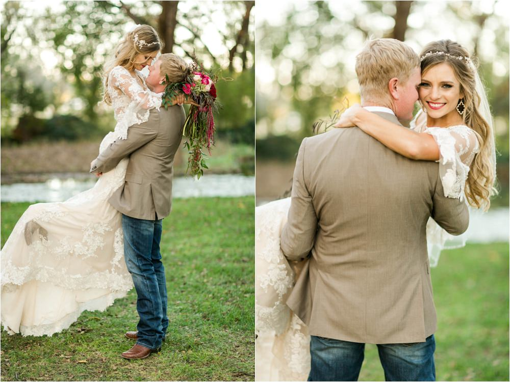 weddings of west texas with allee j and fulford barn