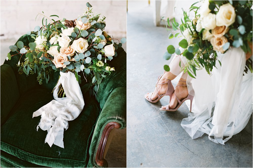 poppies and peonies classic wedding style west texas